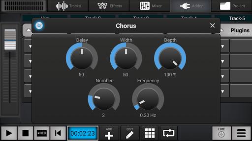 Audio Elements Demo 1.6.3 Screenshots 10