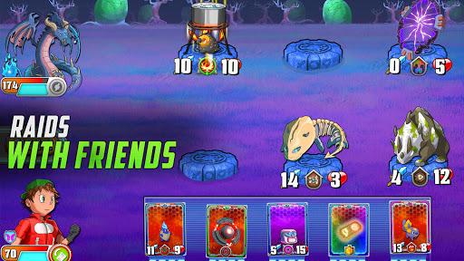 Monster Battles: TCG - Card Duel Game. Free CCG screenshots 4