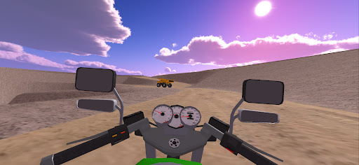 Fast Motorcycle Driver Extreme  screenshots 3