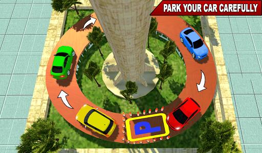 hard car parking: modern car parking games screenshot 2