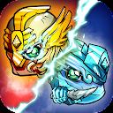 Magic Stone Arena: Random PvP Merge Defense Game