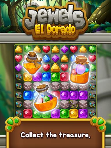 Jewels El Dorado 2.9.2 screenshots 12