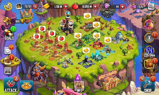 Monster Legends: Breed & Merge Heroes Battle Arena 10.6.2 screenshots 6