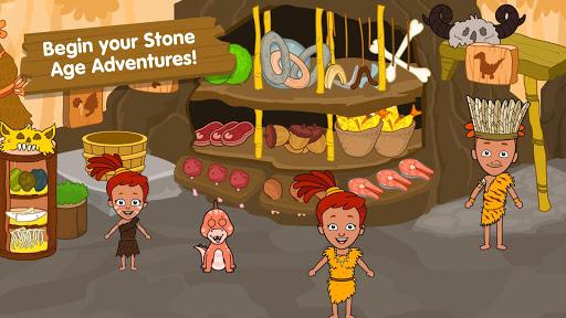 My Dinosaur Town - Jurassic Caveman Games for Kids 3.3 Screenshots 8