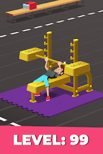 Idle Fitness Gym Tycoon Mod Apk (Unlimited Money) 4