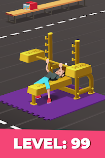 Idle Fitness Gym Tycoon - Workout Simulator Game Mod Apk