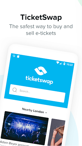 TicketSwap - Buy, Sell Tickets 21.01.4213 Screenshots 1