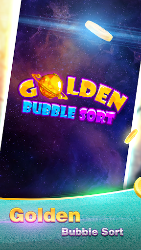 Golden Bubble Sort 1.1.1 screenshots 1