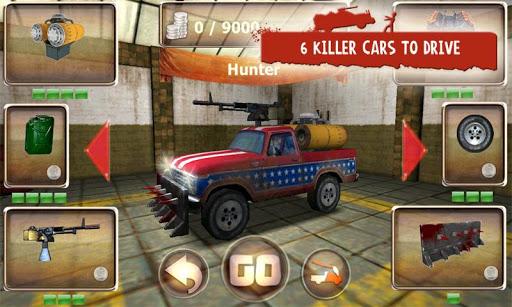 Zombie Derby 1.1.46 screenshots 1