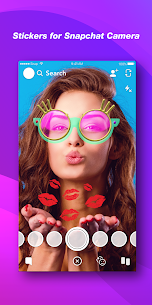 Stickers for Snapchat Instagram For Pc – Free Download – Windows And Mac 1