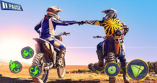 Moto Dirt Bike Stunt Games: Dirt Bike Stunt Racing androidhappy screenshots 1