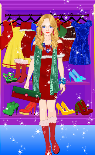 Princess Christmas Shopping screenshots 2