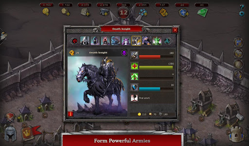 Emporea: Real-time Multiplayer War Strategy Game 0.2.188 de.gamequotes.net 3