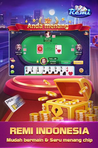 Remi Indonesia Pro Online 1.9.6 screenshots 4