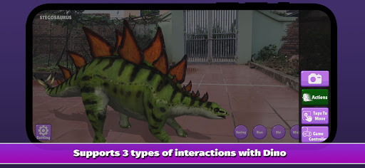 Dinosaur 3D AR - Augmented Reality 2.2.0 screenshots 6