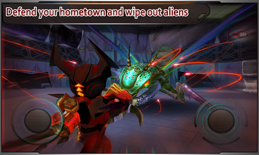 Star Warfare: Alien Invasion HD Mod Apk (God Mode + Unlimited Money) 9