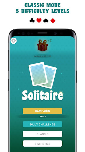 Solitaire Classic Card Game screenshots 2