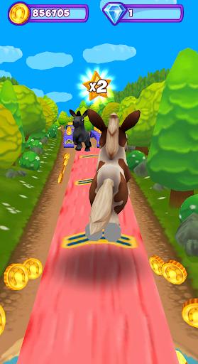 Pony Racing 3D  screenshots 8