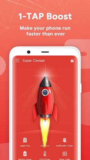 Virus Cleaner-Antivirus, Phone Clean, Boost Master android2mod screenshots 3