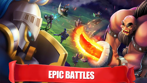 Epic Summoners: Hero Legends - Fun Free Idle Game  screenshots 5