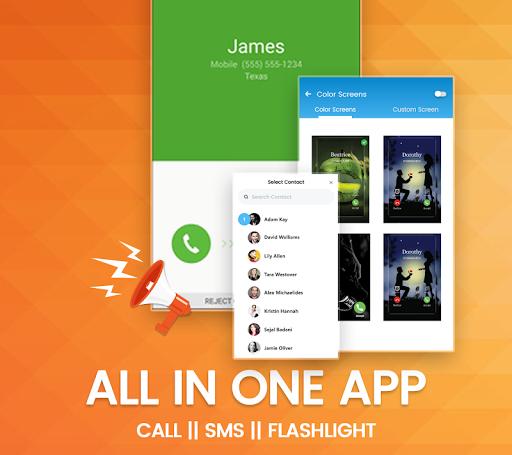 Caller Name Announcer - Sms Talker & Call Splash 1.0.18 screenshots 2