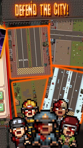 Idle Zombie Shelter: Build and Battle apkslow screenshots 5
