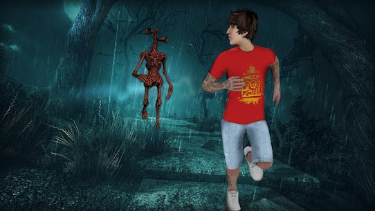 Horror Siren Head Game : Haunted Town 9
