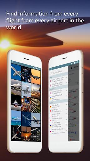 Flight Status u2013 Live Departure and Arrival Tracker  Paidproapk.com 1