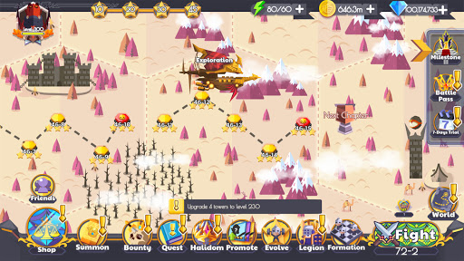 Lords Hooray: Legends of Legion apktram screenshots 15