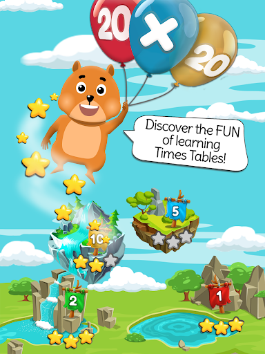 Times Tables: Mental Math Games for Kids Free  screenshots 21