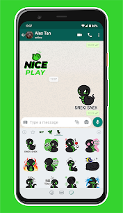 Razer Stickers  WAStickerApps For Pc 2021 (Download On Windows 7, 8, 10 And Mac) 2
