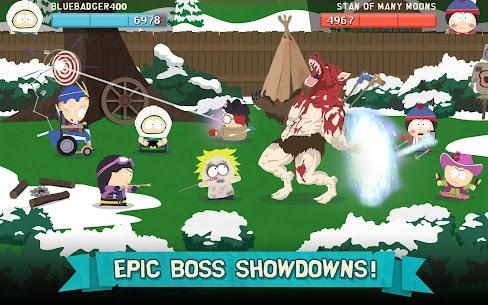 South Park: Phone Destroyer™ MOD APK 5.3.0 (Unlimited Mana, High DMG/DEF) 13