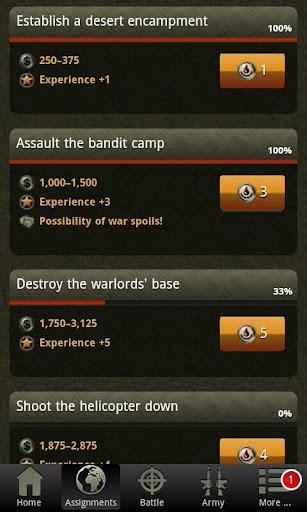 War Game - Combat Strategy Online  Screenshots 3
