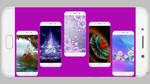3D Flower Wallpaper 1.04 screenshots 2
