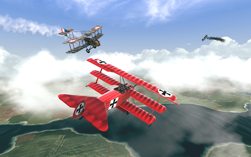 Warplanes: WW1 Sky Aces 1.3.2 screenshots 9