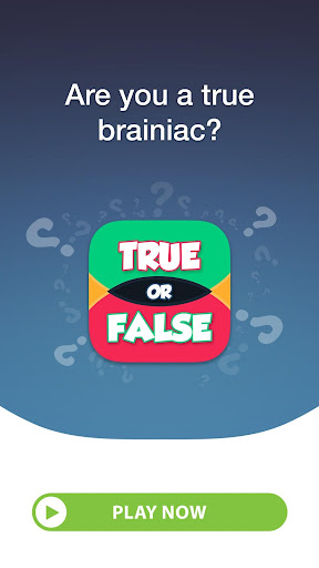 True or False Quiz  screenshots 1