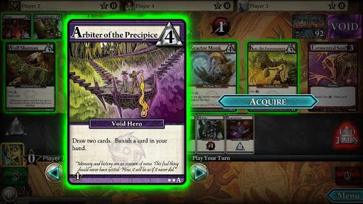 Ascension: Deckbuilding Game apkpoly screenshots 3