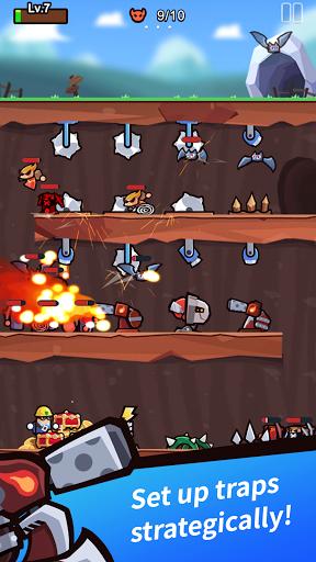 Trap Master: Merge Defense 0.5.2 screenshots 4