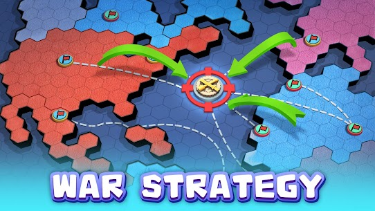 Top War: Battle Game APK MOD HACK (Diamantes Infinitos) 4