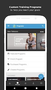 Workout Trainer: home fitness coach (FULL) 8.3 Apk 4