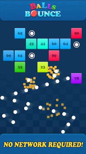 Balls Bounce:Bricks Crasher 2.170.5035 screenshots 5
