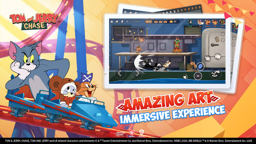 Tom and Jerry: Chase  screenshots 2