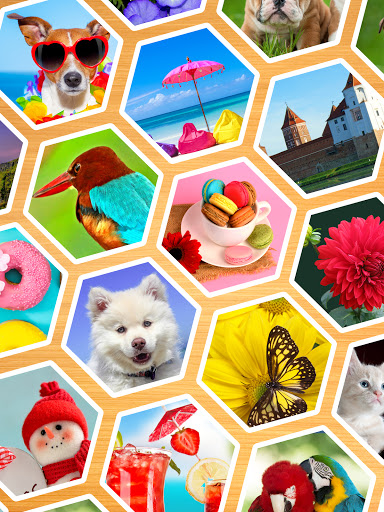 Jigsaw Puzzles Hexa ud83eudde9ud83dudd25ud83cudfaf 2.2.7 screenshots 14