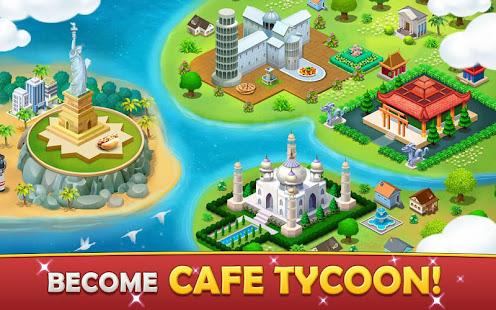 Cafe Tycoon u2013 Cooking & Restaurant Simulation game 4.6 Screenshots 11