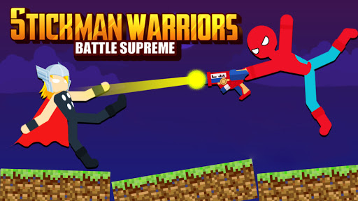Stickman Warriors - Supreme Duelist 1.1.25 screenshots 1