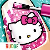 icono Salón de uñas Hello Kitty