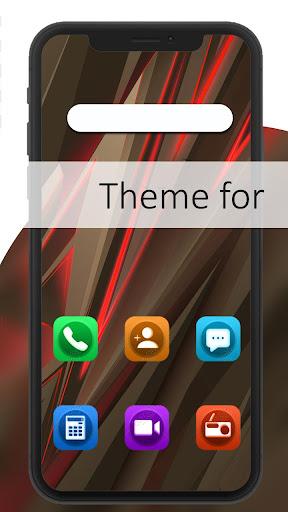 Theme for Nubia Red Magic 5G 1.4 screenshots 1