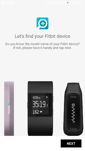 Finder for Fitbit - find your lost Fitbit 1.2.6 Screenshots 2