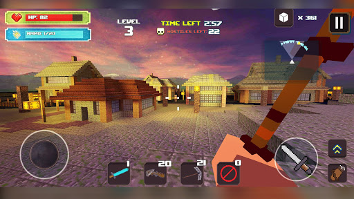 Dungeon Hero: A Survival Games Story  screenshots 7