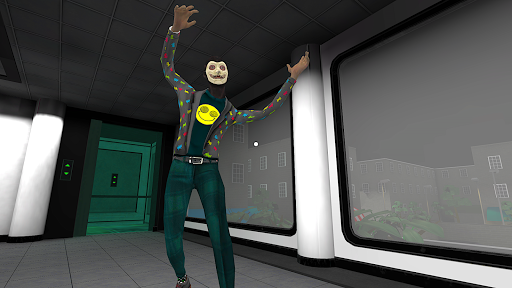 Smiling-X Horror game: Escape from the Studio 2.3.3 Screenshots 1